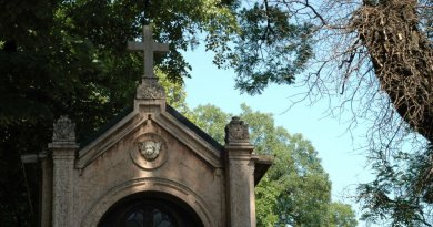 the bellu cemetery