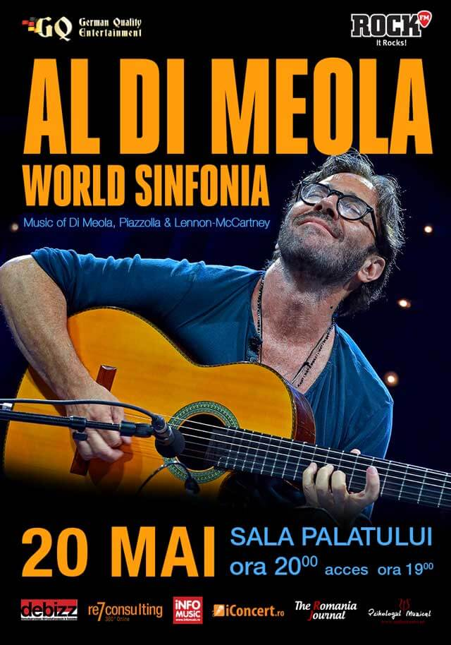 al di meola bucharest