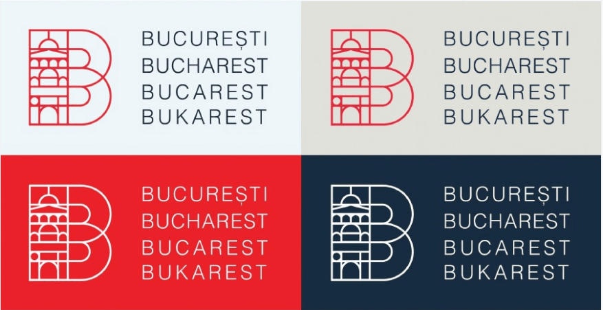 Bucharest logo proposal