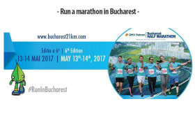 run in bucharest