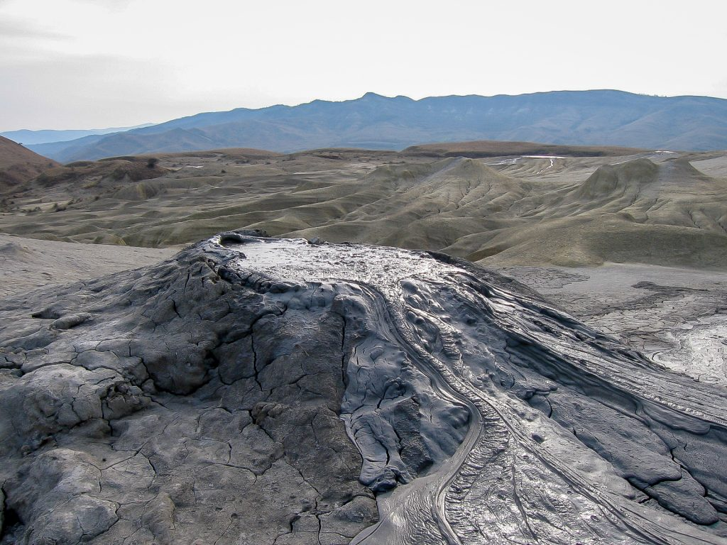 Day trips from Bucharest - Berca Mud Volcanoes - Buzau